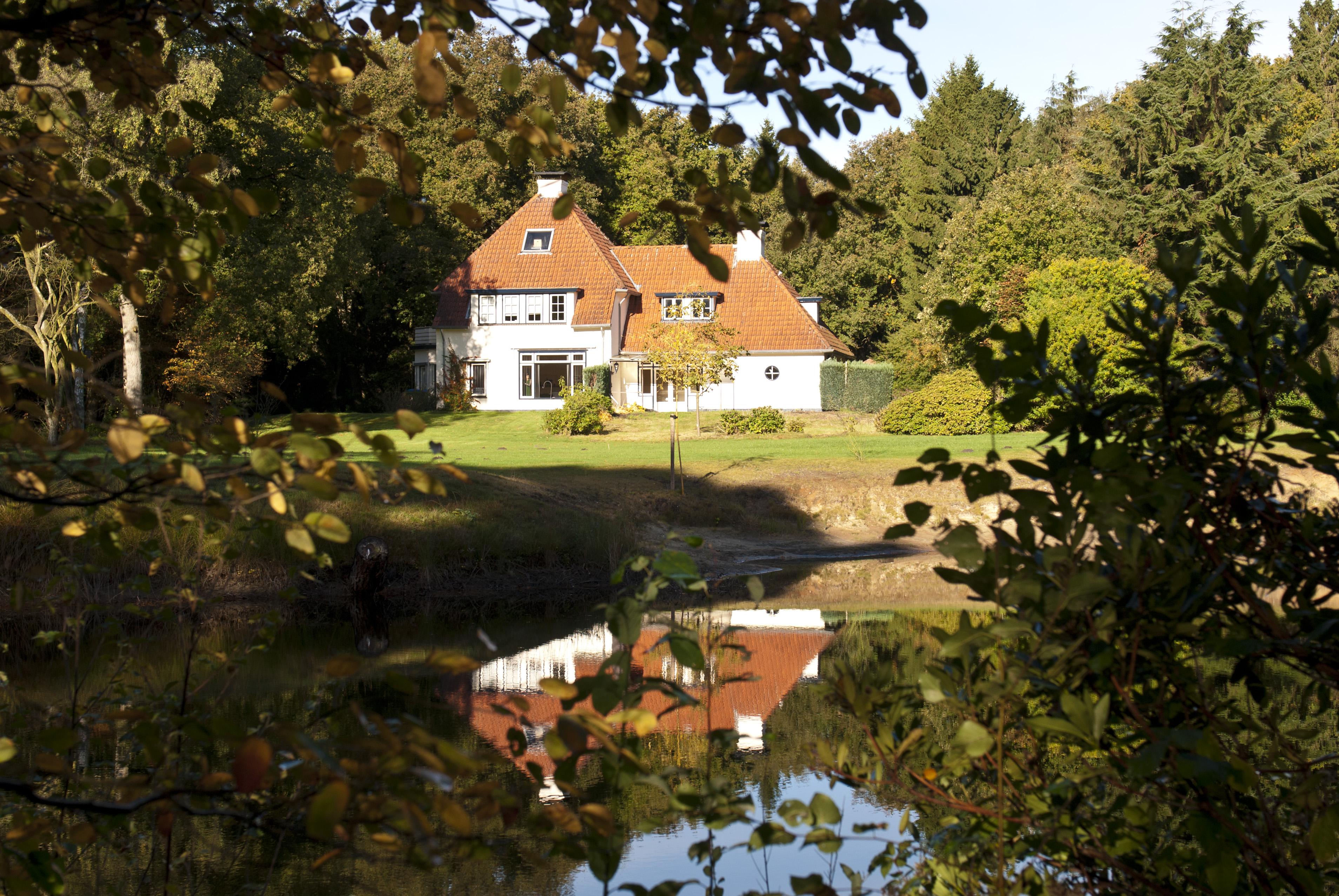 Het Boshuisje op Landgoed Drakenburg in Baarn